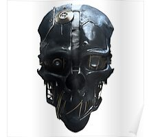 Dishonored Mask Poster