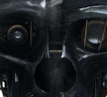 Dishonored Mask Sticker
