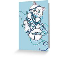 I Give Up!! Greeting Card