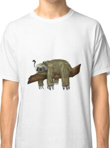 Confused Sloth Classic T-Shirt