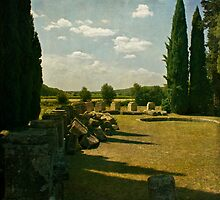 folly ruins by paulgrand