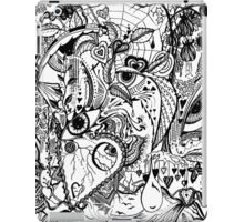 Eyes 4 Aussie Tangle (see description re colour options) iPad Case/Skin