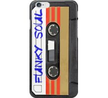 Funky Soul - Cassette Tape iPhone Case/Skin