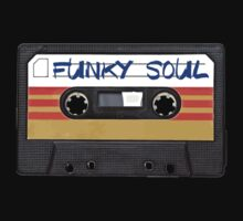 Cool Funky Soul MUSIC - Cassette Tape by RestlessSoul