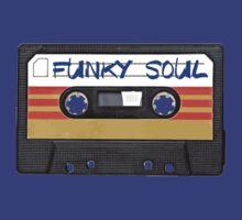 Funky Soul - Cassette Tape by RestlessSoul