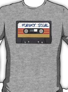 Funky Soul - Cassette Tape T-Shirt
