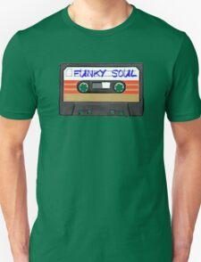 Cool Funky Soul MUSIC - Cassette Tape T-Shirt