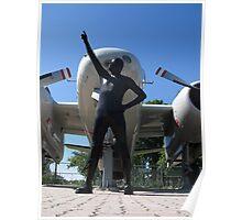 Airforce Way Zentai 03 Poster