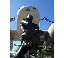 Airforce Way Zentai 04 Photographic Print