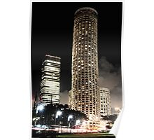 Raffles City Poster