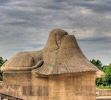 Sphinx With Shielded Eyes by Delany Dean