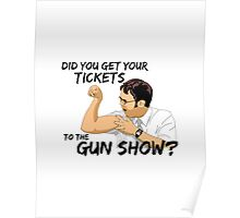 Dwight Schrute - The Gunshow Poster
