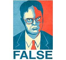 Dwight Schrute - False by Bujjoh