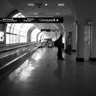 Concourse E III by Lana Kole