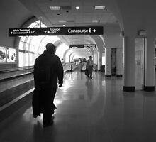Concourse E by Lana Kole