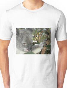 Young Koala, Australia Zoo, Queensland, Australia. Unisex T-Shirt