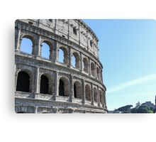 Colosseum - The World's Greatest Canvas Print