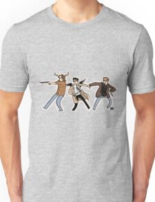 Supernatural Line-up Unisex T-Shirt