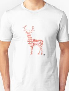 Hannibal- Stag Unisex T-Shirt
