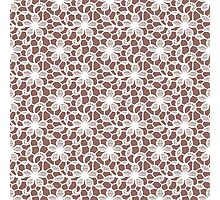 Lace seamless pattern Photographic Print