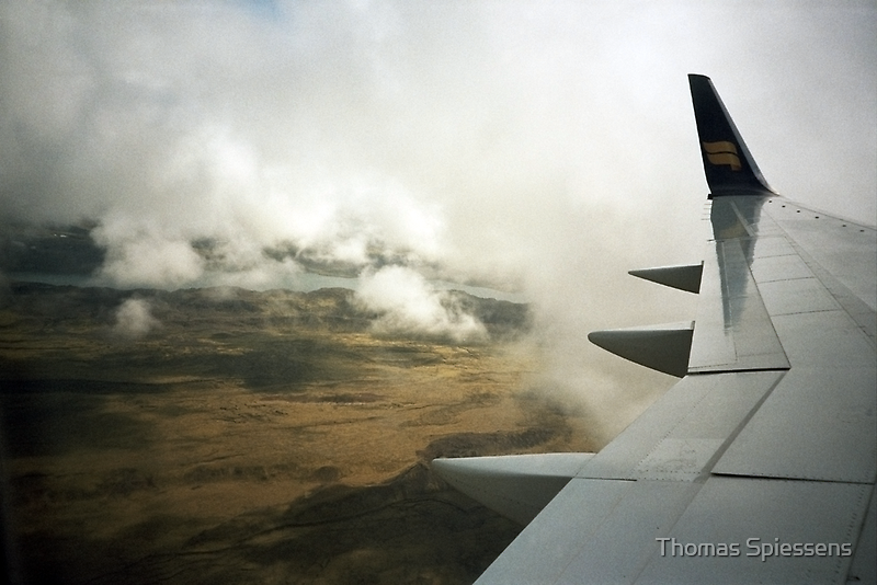Lomo - Iceland from the sky by Thomas Spiessens