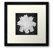 Folded  Framed Print