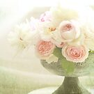 Old fashioned roses by SylviaCook