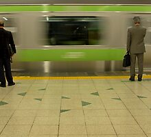 Tokyo Transit by David Watts