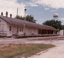 Old Trenton train station by Larry  Grayam
