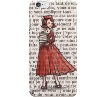 Armfuls Of Books iPhone Case/Skin