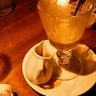 a warm cafe by Aimerz