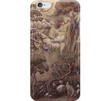 Journey to the West  iPhone Case/Skin