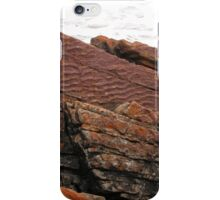 Unusual Rocks, Arthur River, Northwest Tasmania, Australia. iPhone Case/Skin