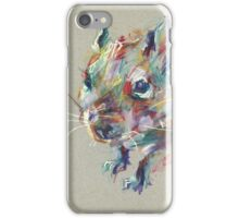 Little degu iPhone Case/Skin