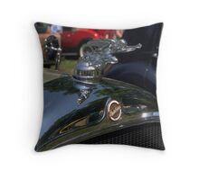 1932 Studebaker Radiator Cap Throw Pillow