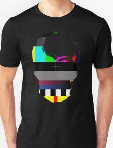 Skull TV Testing T-Shirt