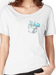 Pocket Patch! Women's Relaxed Fit T-Shirt