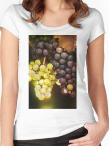 Fruit of the Vine Women's Fitted Scoop T-Shirt