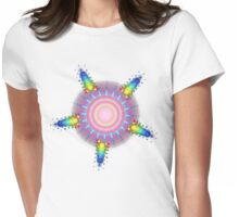 Stars Tee Womens Fitted T-Shirt