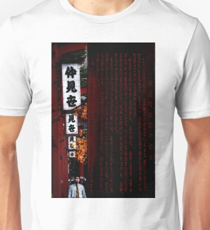 Autumn in Japan:  The One Unisex T-Shirt