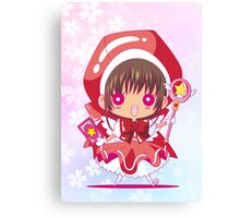 Card Captor Sakura Canvas Print