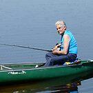 Summer Fun,   Fishing by MaeBelle