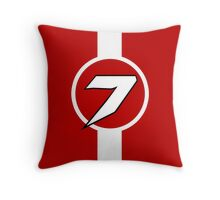 Kimi 7 Throw Pillow