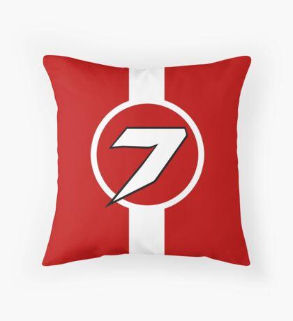 Kimi 7 Throw Pillow
