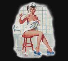 Bathing Pin-up Kids Clothes