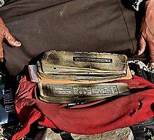 tibetan buddhist text  by tim buckley   bodhiimages