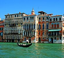 Vibrant Venice by Renee Hubbard Fine Art Photography