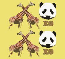 XOXO Wild Animals Kids Clothes