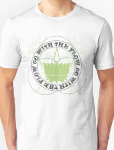 Lotus Flower Slogan T-Shirt