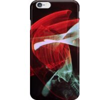 Light abstraction iPhone Case/Skin